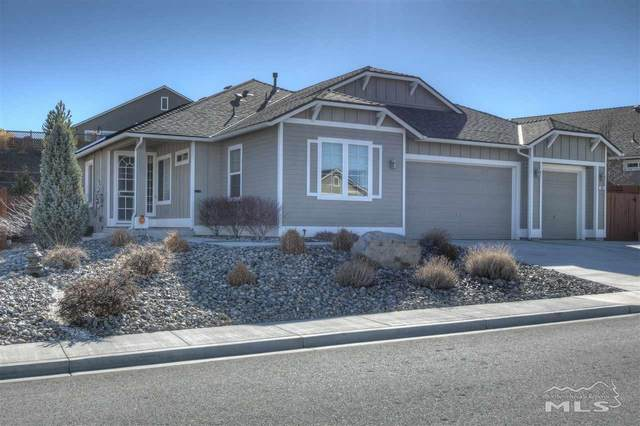 783 Ahwanee, Sparks, NV 89436 (MLS #210000717) :: Colley Goode Group- eXp Realty