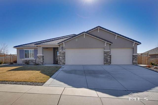 3681 Light Speed Ct, Sparks, NV 89436 (MLS #210000720) :: Ferrari-Lund Real Estate