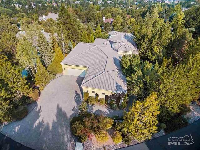 39 Sawbuck Road, Reno, NV 89519 (MLS #210000722) :: Chase International Real Estate