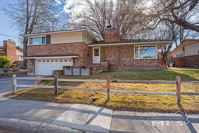 1760 Marla Drive, Reno, NV 89509 (MLS #210000725) :: Ferrari-Lund Real Estate