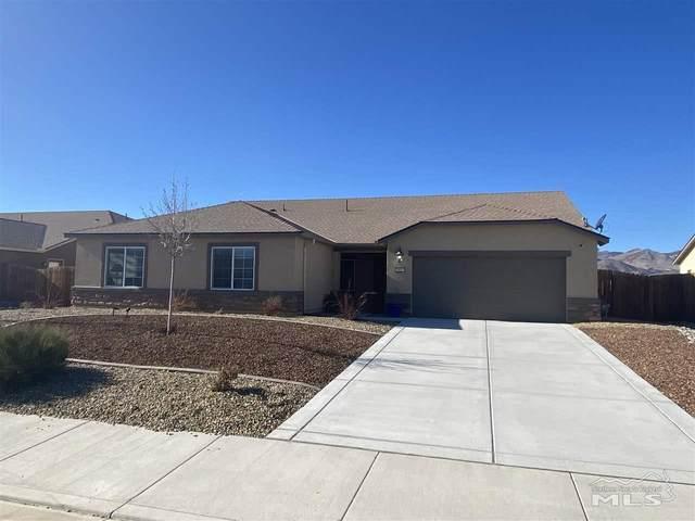 65 Columbia Drive, Dayton, NV 89403 (MLS #210000727) :: Craig Team Realty