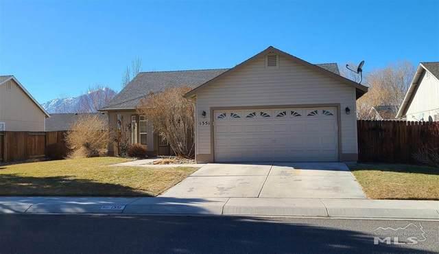1351 Granborough Drive, Gardnerville, NV 89410 (MLS #210000732) :: Vaulet Group Real Estate