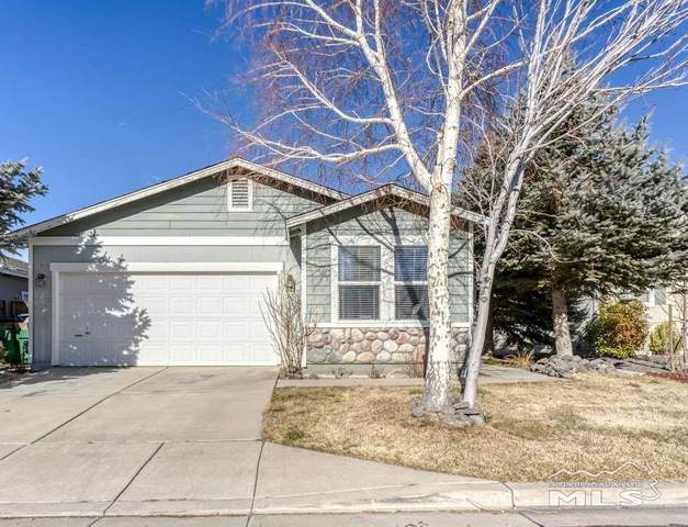 7455 Hinton Drive, Reno, NV 89506 (MLS #210000736) :: Ferrari-Lund Real Estate