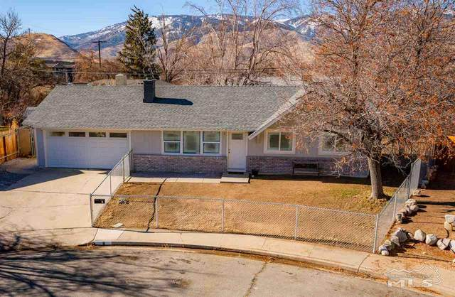 8 Leota Circle, Carson City, NV 89706 (MLS #210000738) :: Ferrari-Lund Real Estate