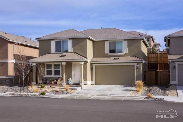 3670 Remington Park Drive, Reno, NV 89512 (MLS #210000741) :: Ferrari-Lund Real Estate