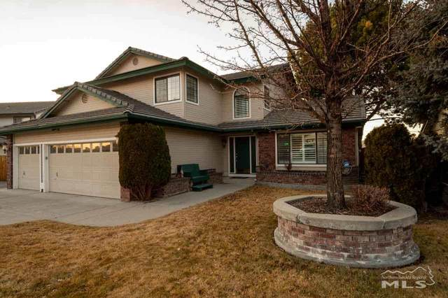 5005 Santa Barbara Ave, Sparks, NV 89436 (MLS #210000744) :: Colley Goode Group- eXp Realty