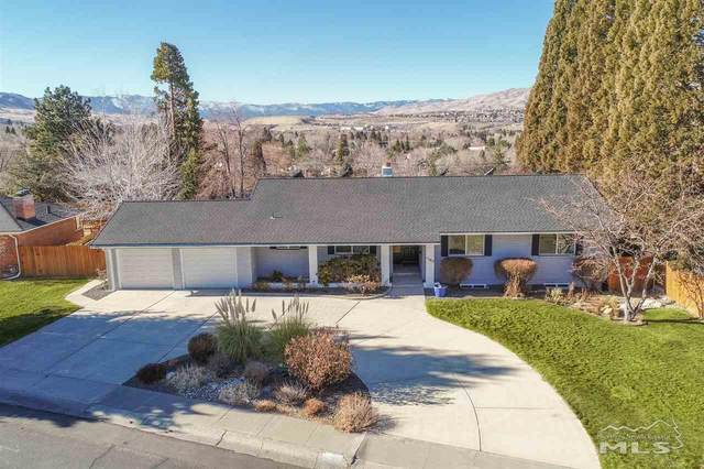 1545 Palisade, Reno, NV 89509 (MLS #210000745) :: Ferrari-Lund Real Estate