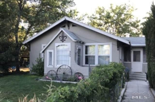 955 Grinnel, Lovelock, NV 89419 (MLS #210000746) :: NVGemme Real Estate