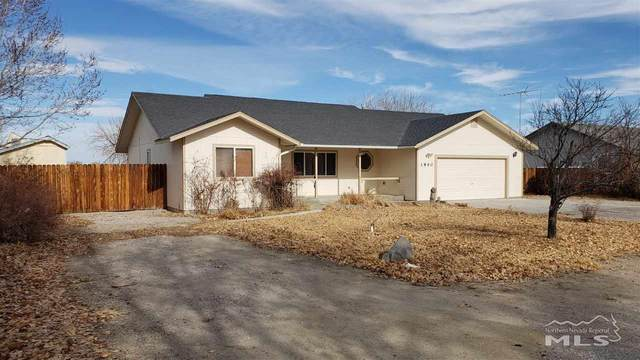 1840 Rice Road, Fallon, NV 89406 (MLS #210000747) :: Colley Goode Group- eXp Realty
