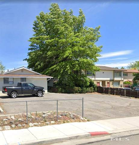 2380 18th St, Sparks, NV 89431 (MLS #210000751) :: Ferrari-Lund Real Estate