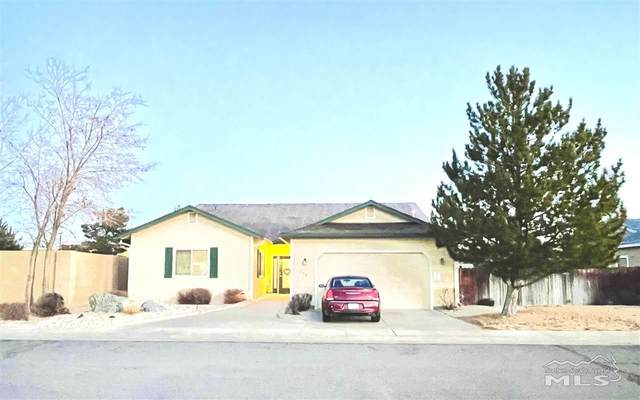 806 Randell Dr, Carson City, NV 89701 (MLS #210000752) :: Colley Goode Group- eXp Realty