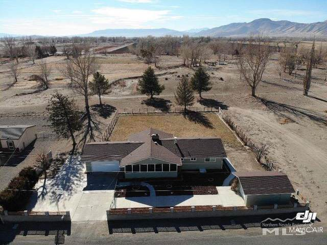 37 Fairway, Yerington, NV 89447 (MLS #210000754) :: Vaulet Group Real Estate