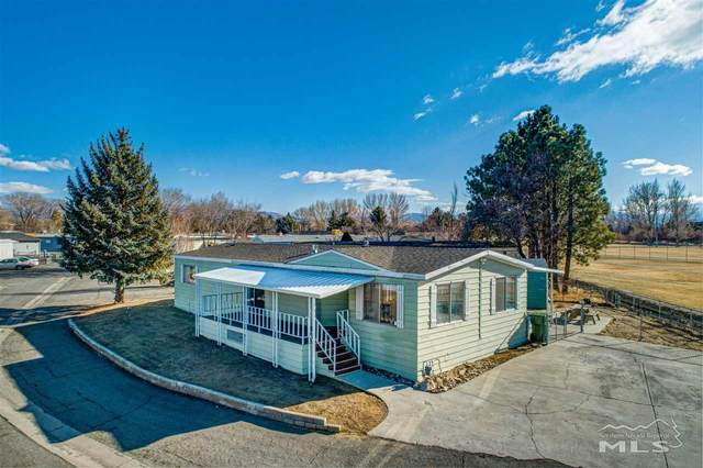 1253 Knights Lane, Gardnerville, NV 89410 (MLS #210000755) :: Chase International Real Estate