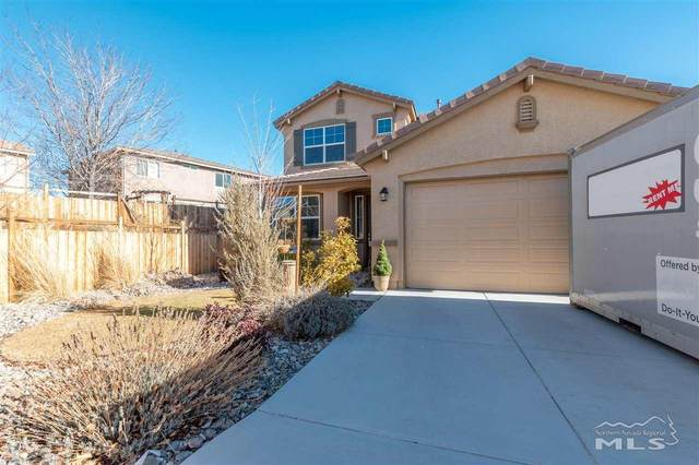 3890 Silent Pebble Way, Sparks, NV 89436 (MLS #210000758) :: Ferrari-Lund Real Estate