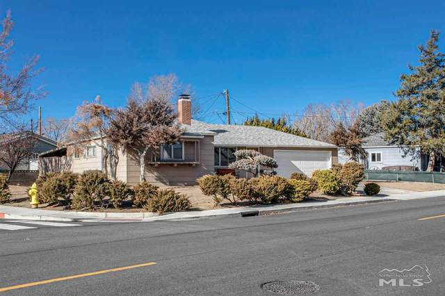 2219 11th Street, Sparks, NV 89431 (MLS #210000761) :: Colley Goode Group- eXp Realty