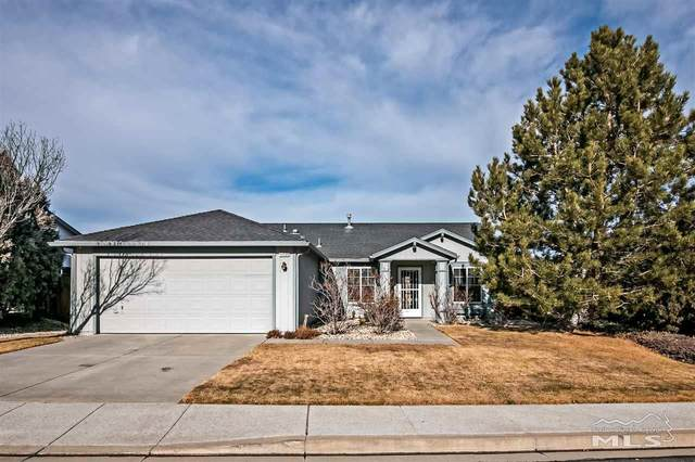 11725 Claim Stake Dr, Reno, NV 89506 (MLS #210000764) :: Ferrari-Lund Real Estate