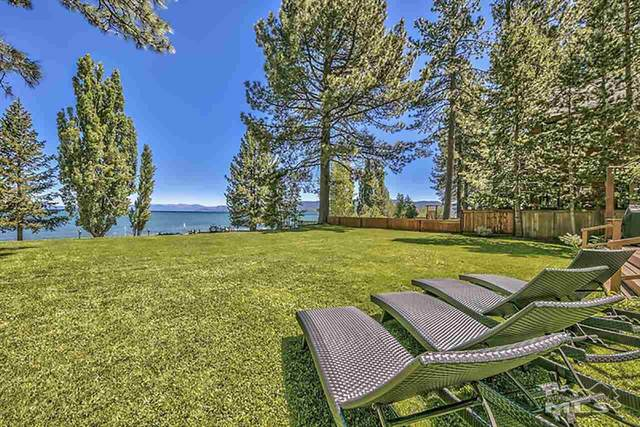 815 Lakeview, South Lake Tahoe, CA 96150 (MLS #210000765) :: Colley Goode Group- eXp Realty