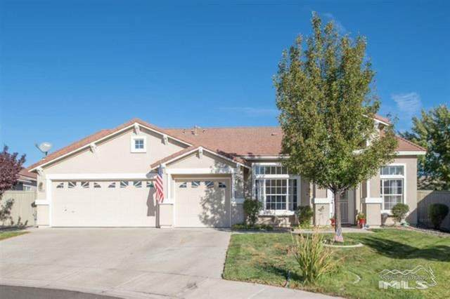1805 Beringer Way, Reno, NV 89521 (MLS #210000769) :: Ferrari-Lund Real Estate