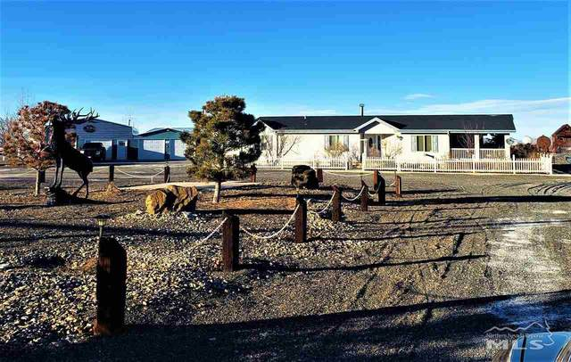 2225 Arabian Road, Battle Mountain, NV 89820 (MLS #210000773) :: NVGemme Real Estate