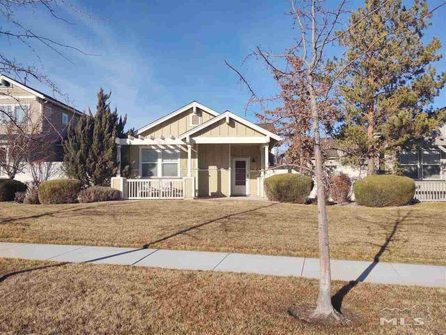 1159 Fairway Vista Lane, Sparks, NV 89436 (MLS #210000776) :: Colley Goode Group- eXp Realty