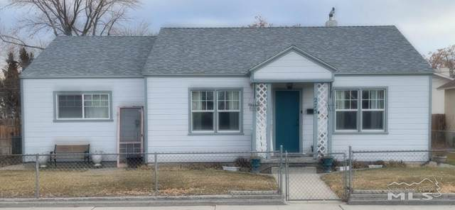 275 W Richards, Fallon, NV 89406 (MLS #210000777) :: NVGemme Real Estate