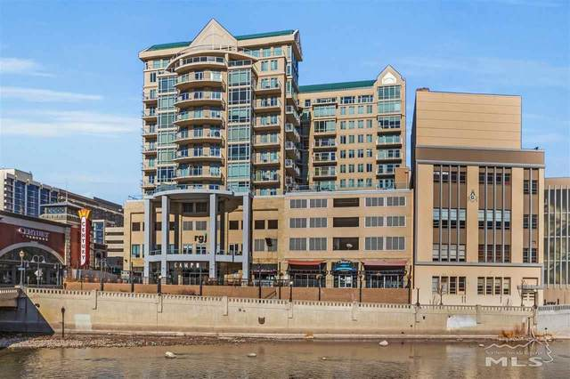 50 N Sierra Street #1201, Reno, NV 89502 (MLS #210000786) :: Colley Goode Group- eXp Realty