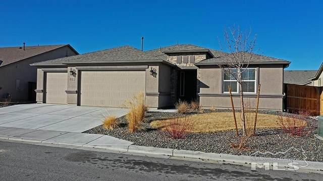 823 Spooner Way, Sparks, NV 89441 (MLS #210000788) :: NVGemme Real Estate