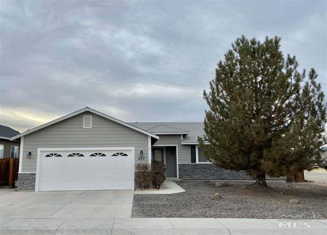 427 Dog Leg Drive, Fernley, NV 89408 (MLS #210000790) :: Colley Goode Group- eXp Realty