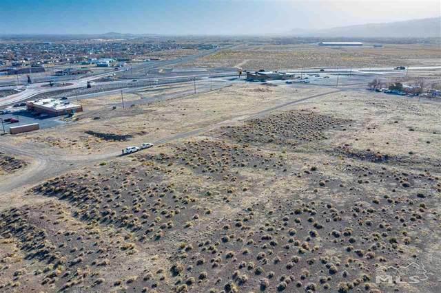 1280 Ranchito, Silver Springs, NV 89429 (MLS #210000796) :: Craig Team Realty