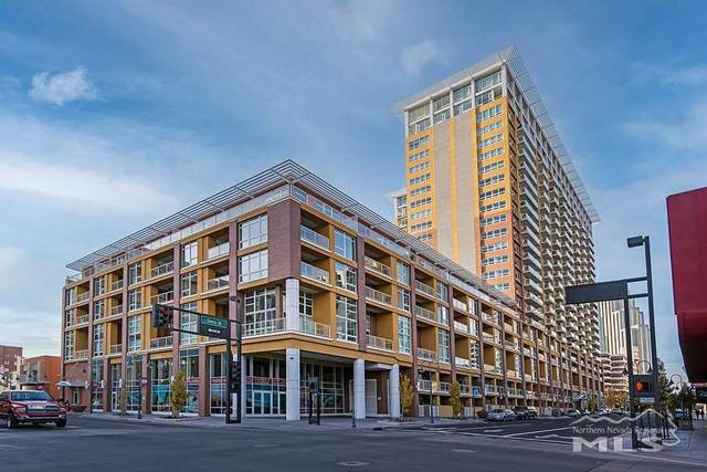 255 N Sierra #1114, Reno, NV 89501 (MLS #210000800) :: Colley Goode Group- eXp Realty