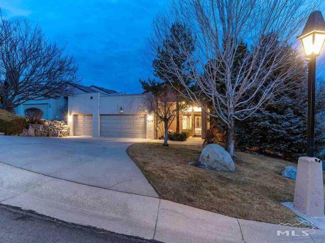 2678 Rockview Drive, Reno, NV 89519 (MLS #210000807) :: Chase International Real Estate