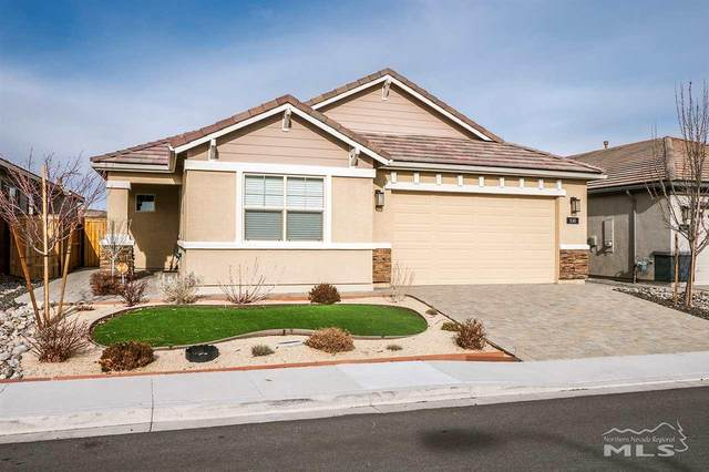 530 Papaya Dr., Sparks, NV 89436 (MLS #210000809) :: Colley Goode Group- eXp Realty