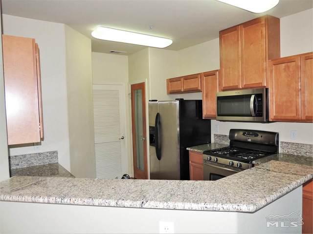 9050 Double R Blvd #1621, Reno, NV 89521 (MLS #210000815) :: Ferrari-Lund Real Estate