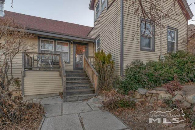 109 E Union Street, Virginia City, NV 89440 (MLS #210000819) :: Theresa Nelson Real Estate