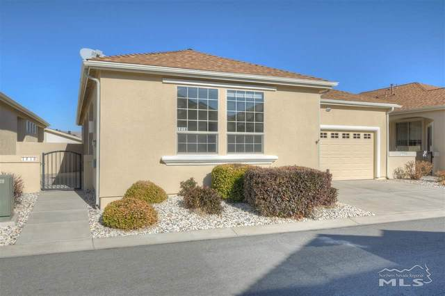 1218 Bandtail Drive, Carson City, NV 89701 (MLS #210000820) :: Ferrari-Lund Real Estate