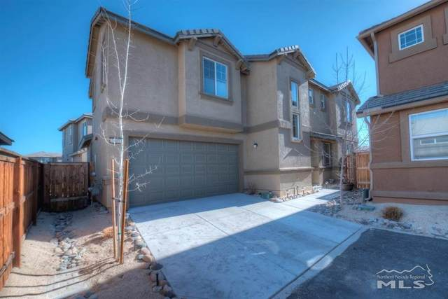 6805 Peppergrass Drive, Sparks, NV 89436 (MLS #210000821) :: Craig Team Realty