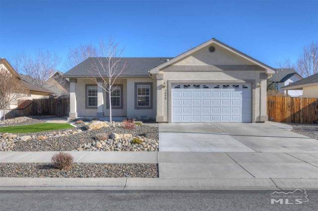 1695 Divot Road, Carson City, NV 89701 (MLS #210000823) :: Chase International Real Estate