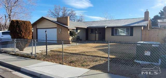 3133 Baker Drive, Carson City, NV 89701 (MLS #210000826) :: Colley Goode Group- eXp Realty