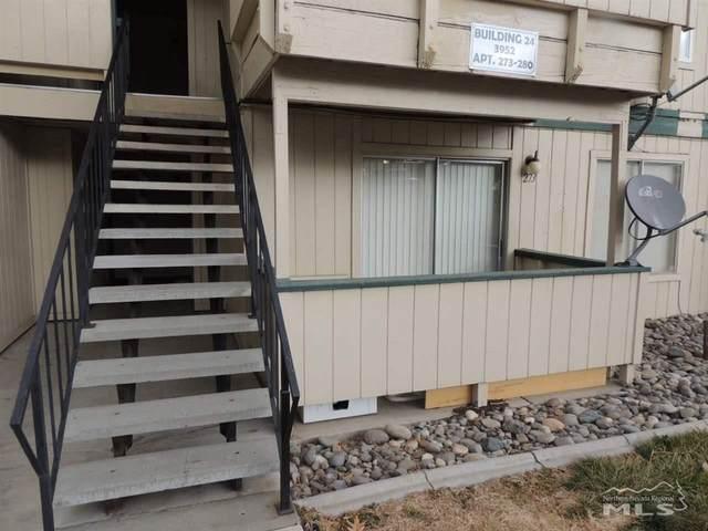 3952 Clear Acre Ln #273, Reno, NV 89512 (MLS #210000827) :: Ferrari-Lund Real Estate
