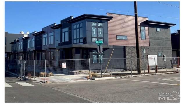 100 High Street #100, Reno, NV 89502 (MLS #210000832) :: Chase International Real Estate