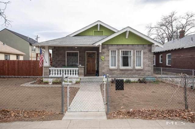 310 E 7th Street, Reno, NV 89512 (MLS #210000833) :: Ferrari-Lund Real Estate