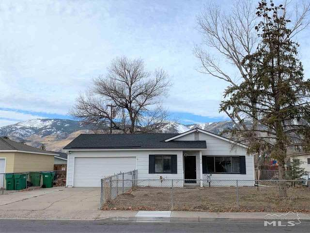 1812 N Division, Carson City, NV 89703 (MLS #210000836) :: Fink Morales Hall Group