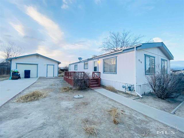 910 Opal Way, Fernley, NV 89408 (MLS #210000845) :: Colley Goode Group- eXp Realty