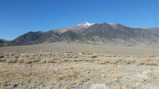 142 Toiyabe, Kingston, NV 89310 (MLS #210000860) :: NVGemme Real Estate