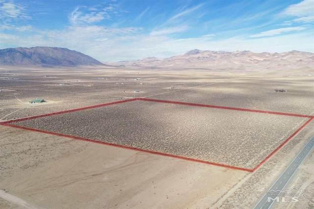 0 Pyramid Highway, Reno, NV 89510 (MLS #210000869) :: Theresa Nelson Real Estate