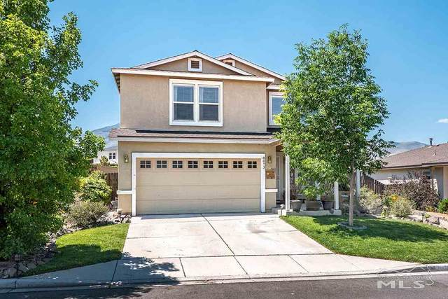 8873 Sunset Breeze, Reno, NV 89506 (MLS #210000880) :: Theresa Nelson Real Estate