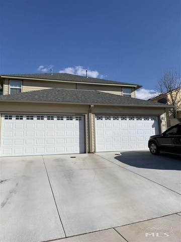 803 Cassidy Ct, Carson City, NV 89701 (MLS #210000887) :: Fink Morales Hall Group