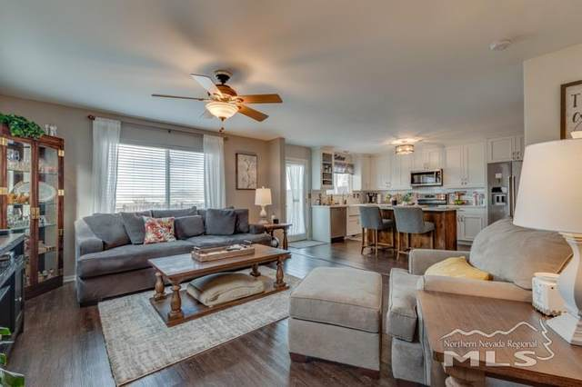8879 Red Baron Blvd., Reno, NV 89506 (MLS #210000889) :: Theresa Nelson Real Estate