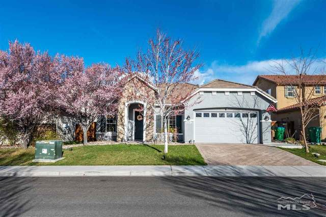 11250 Messina Way, Reno, NV 89521 (MLS #210000893) :: Ferrari-Lund Real Estate