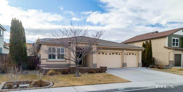 4395 Dancing Moon Way, Sparks, NV 89436 (MLS #210000895) :: Theresa Nelson Real Estate